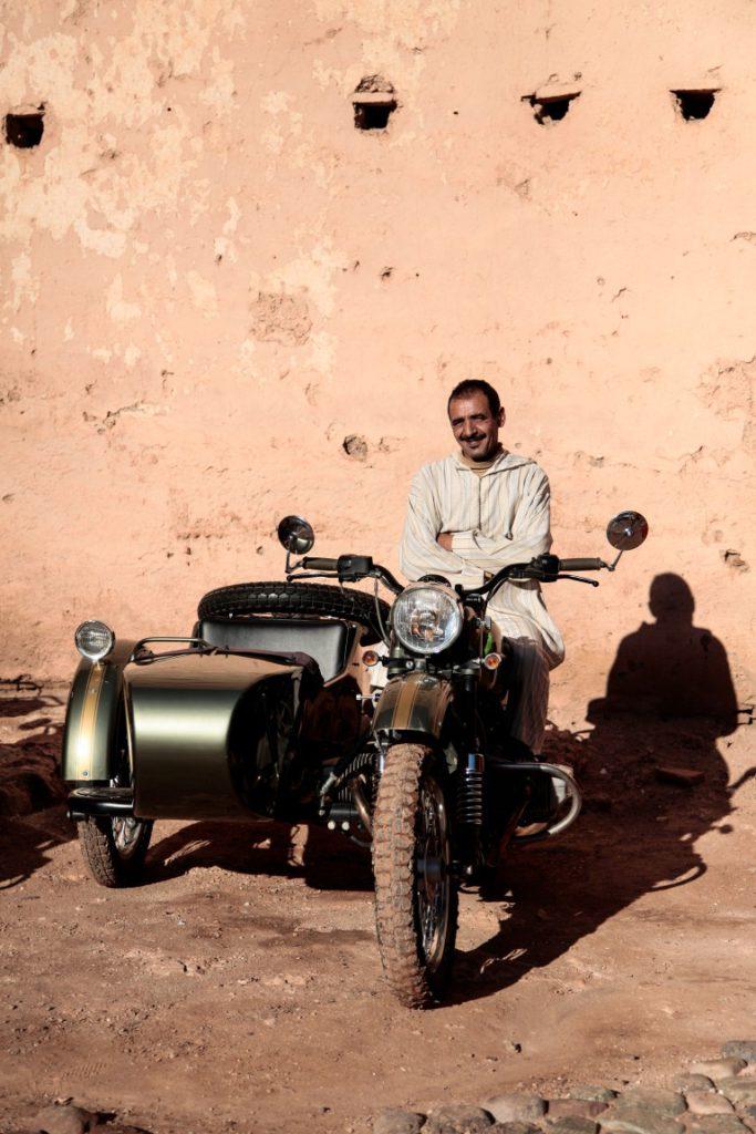 Marrakech Insiders - Sidecar - La Zaouia de Tameslhot