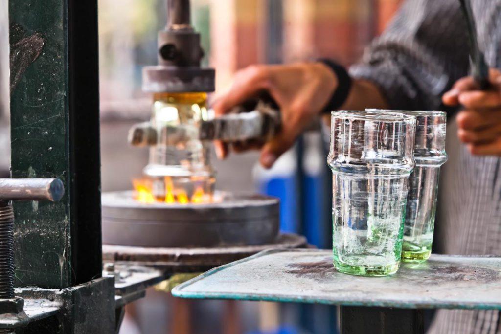 Marrakech Insiders - Le verre Beldi