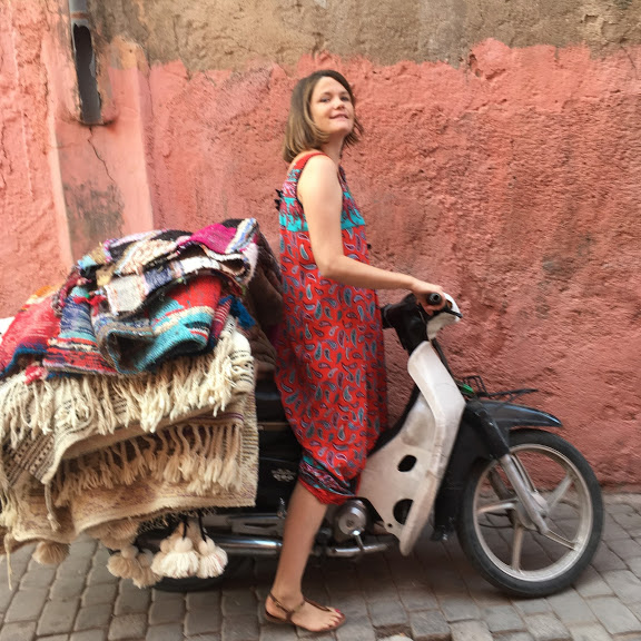 Marrakech Insiders - Le bon tapis médina